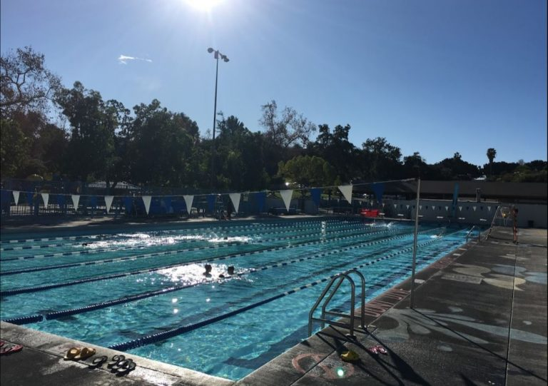 La County Pools Swim Play Compete